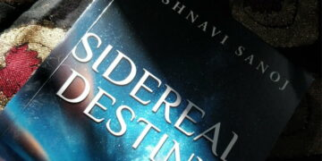 Sidereal Destiny by Vaishnavi Sanoj