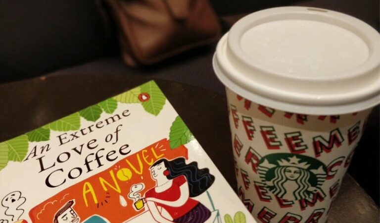An Extreme Love of Coffee by Harish Bhat
