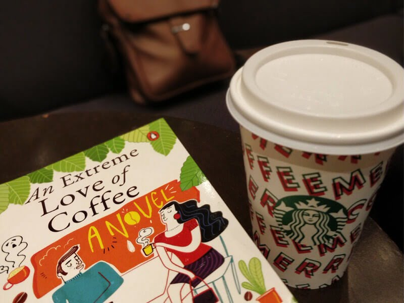 Review of An Extreme Love of Coffee by Harish Bhat