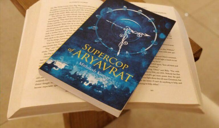 Supercop of Aryavrat by MIthilesh Kumar