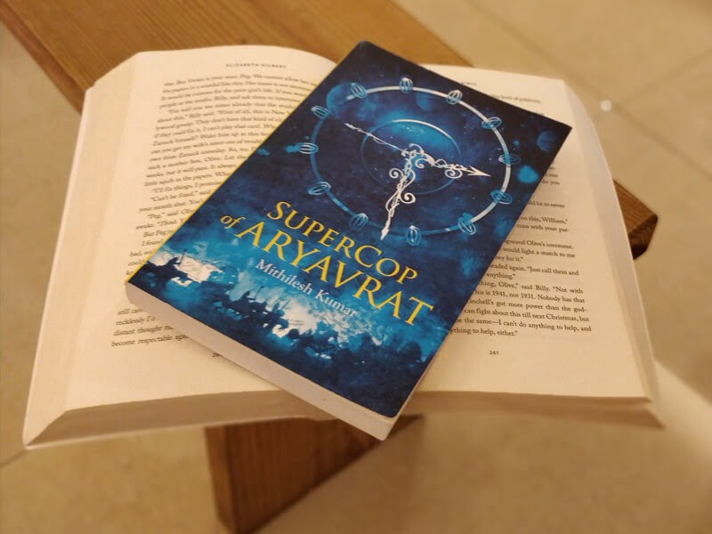 Review of Supercop of Aryavrat by Mithilesh Kumar