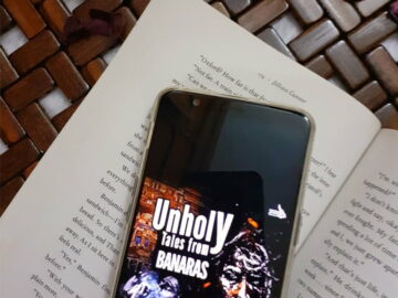 Review of Unholy Tales From Banaras by Anuj Tikku