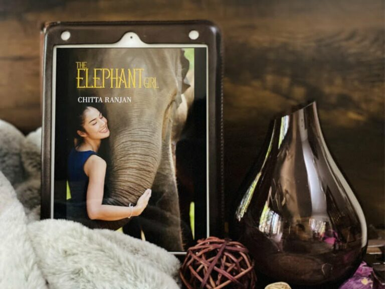 Book Review of The Elephant Girl by Chitta Ranjan
