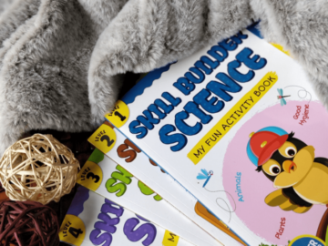 Review of Skill Builder Science by Sonia Mehta