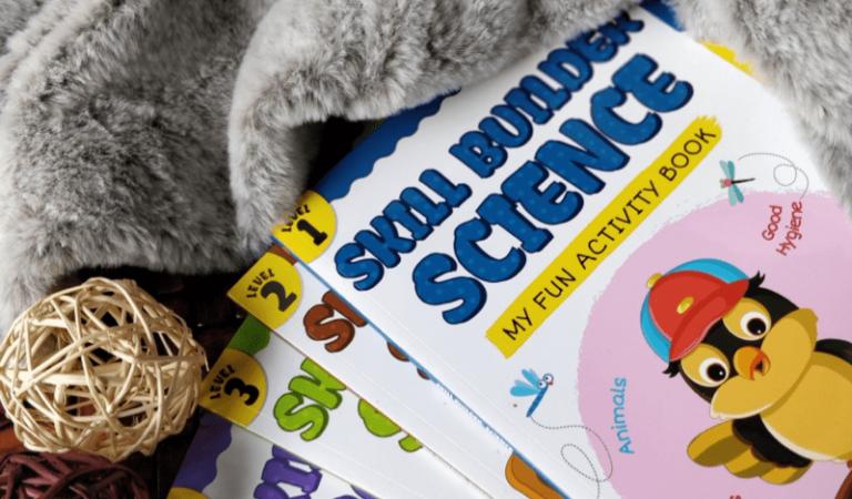Skill Builder Science series by Sonia Mehta