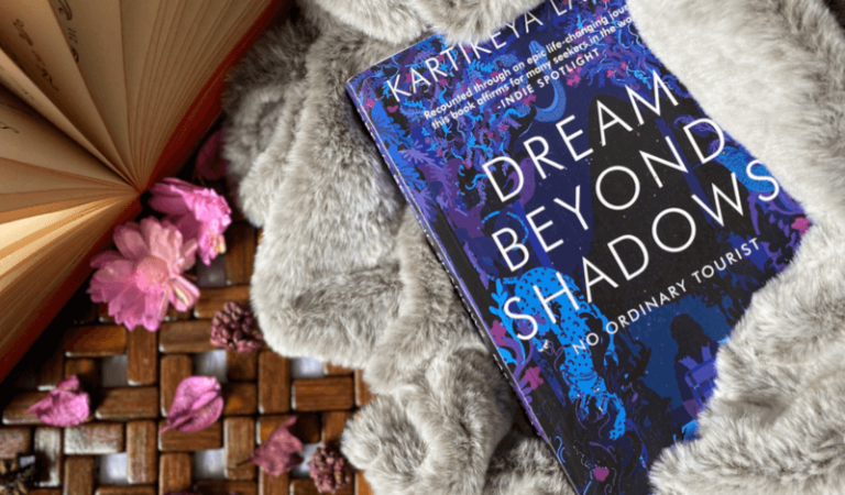 Dream Beyond Shadows: No Ordinary Tourist by Kartikeya Ladha