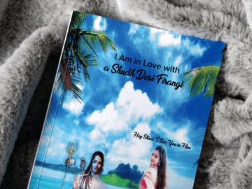 I Am In Love With a Shudh Desi Firangi Paperback by Dipnanda Bhaduri - Booxoul Book Review
