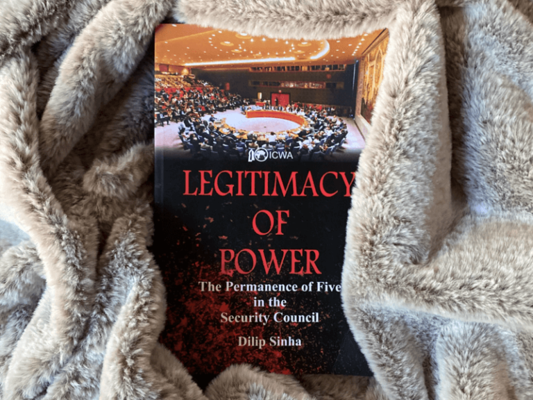 Legitimacy of Power by Dilip Sinha - Booxoul Book Review