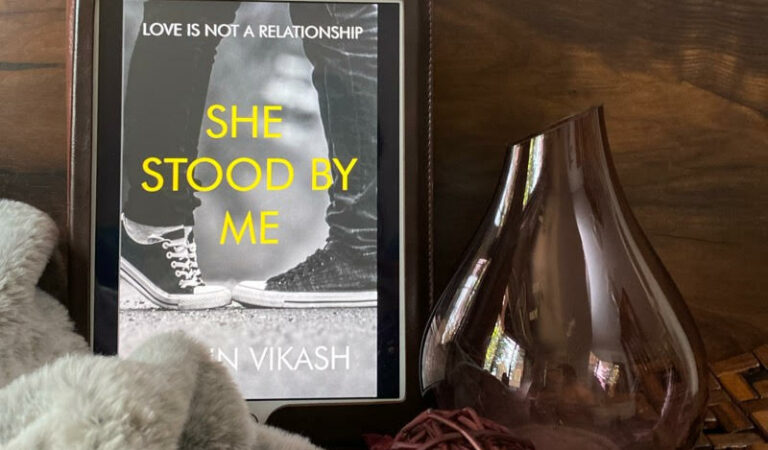 She Stood By Me | Book Review