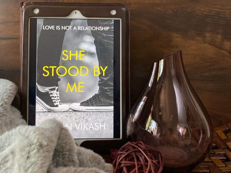 She Stood by Me by Tarun Vikash - Book review