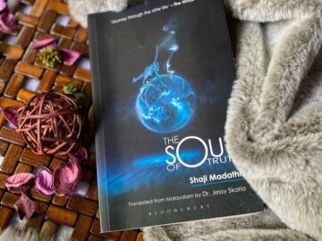 The Soul of Truth by Shaji Madathil Taranslated by Dr. Jessy Skaria