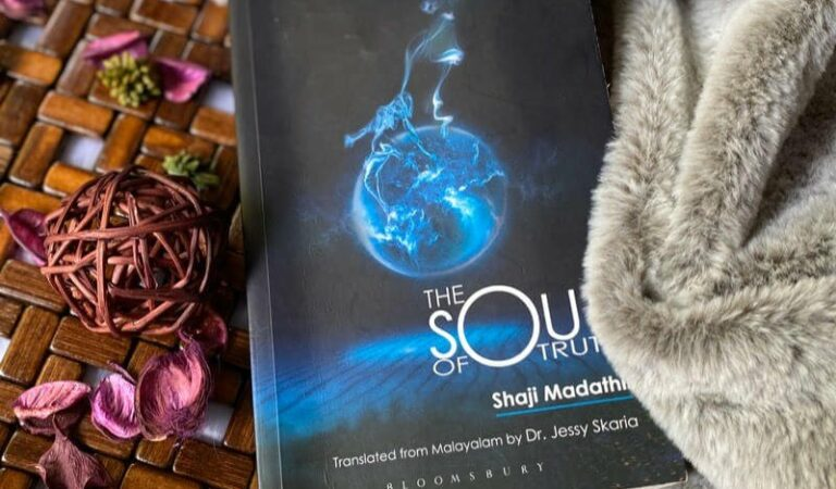 The Soul of Truth By Shaji Madathil | A Book Review