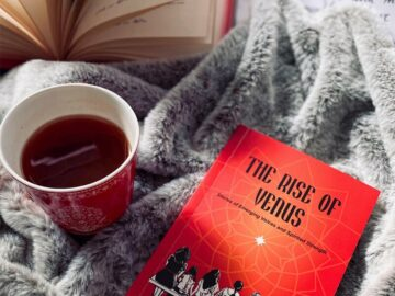 A Booxoul book review of The Rise of the Venus by Divya Menon