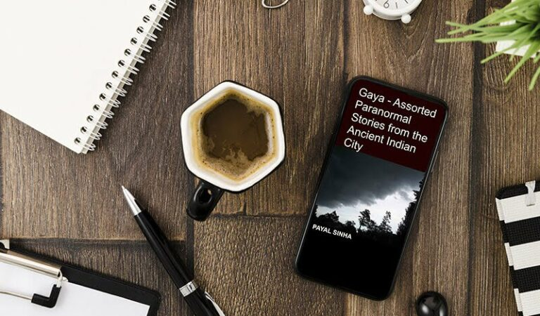 Gaya – Assorted Paranormal Stories from the Ancient Indian City | Book Review