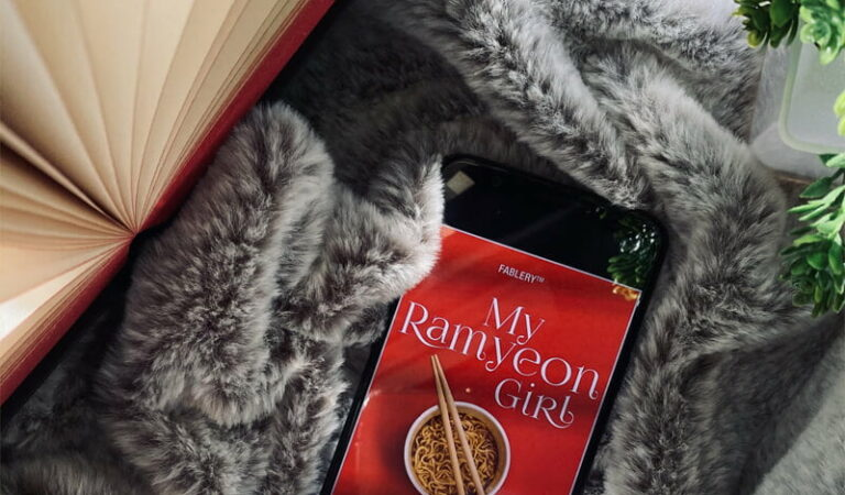 Book review of My Ramyeon Girl by Nethra A