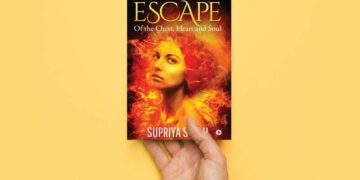 Book review of An Escape - of the Chest, Heart and Soul by Supriya Singh