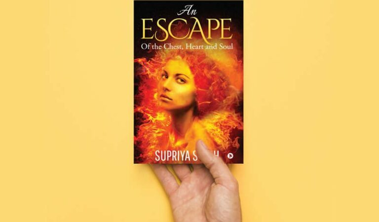 Book review of An Escape – of the Chest, Heart and Soul