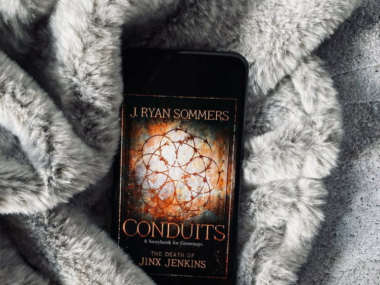 Book review of Conduits - The Death of Jinx Jenkins by J Ryan Sommers
