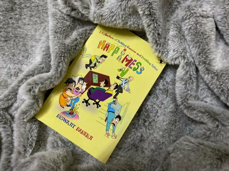 Book review of Happimess by Biswajit Banerji