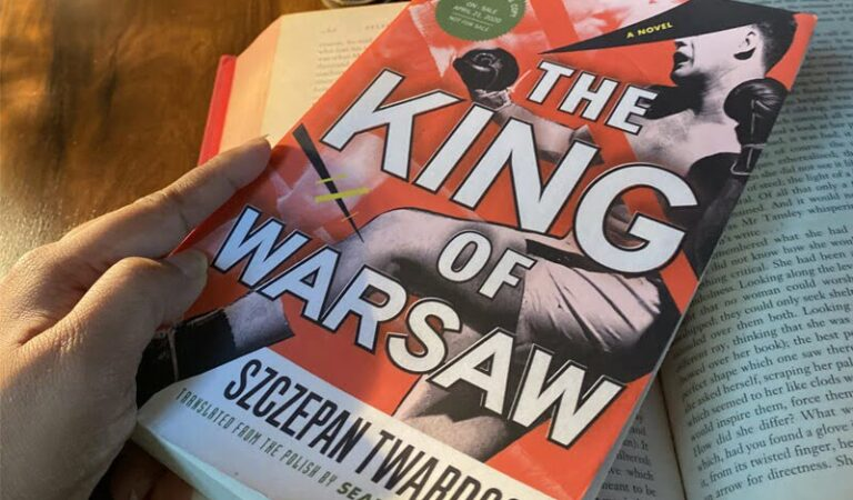 Book review of The King of Warsaw by Szczepan Twardoch