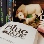 Book review of The Blue Jade by Shobha Nihalani