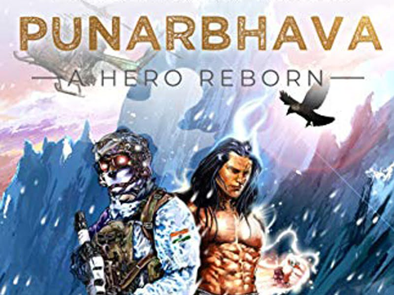 Book review of Punarbhava-Rise of the legend of Panini- The Yogi Warrior by Ashutosh Jain