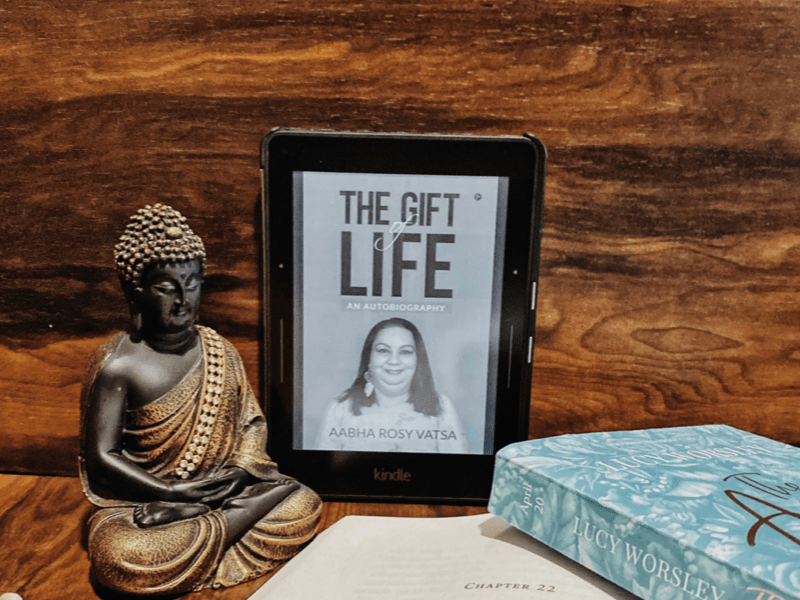 Book review of The Gift of Life by Aabha Rosy Vatsa