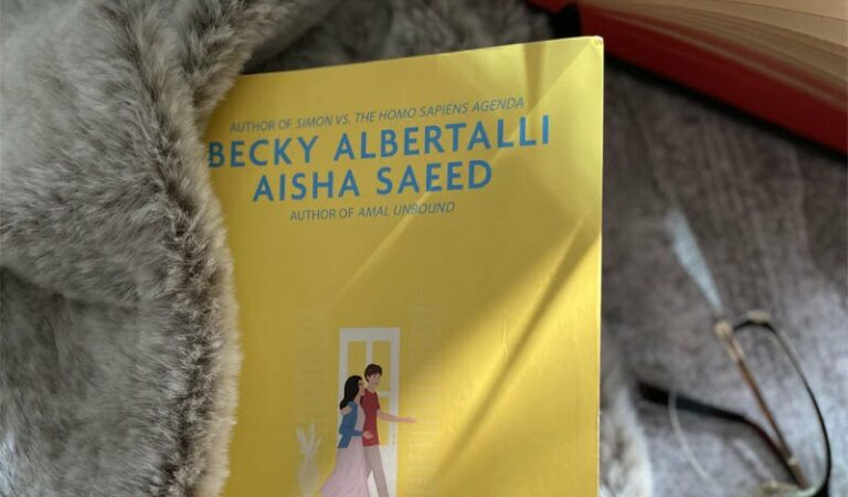 Book review of Yes No Maybe So by Becky Albertalli, Aisha Saeed