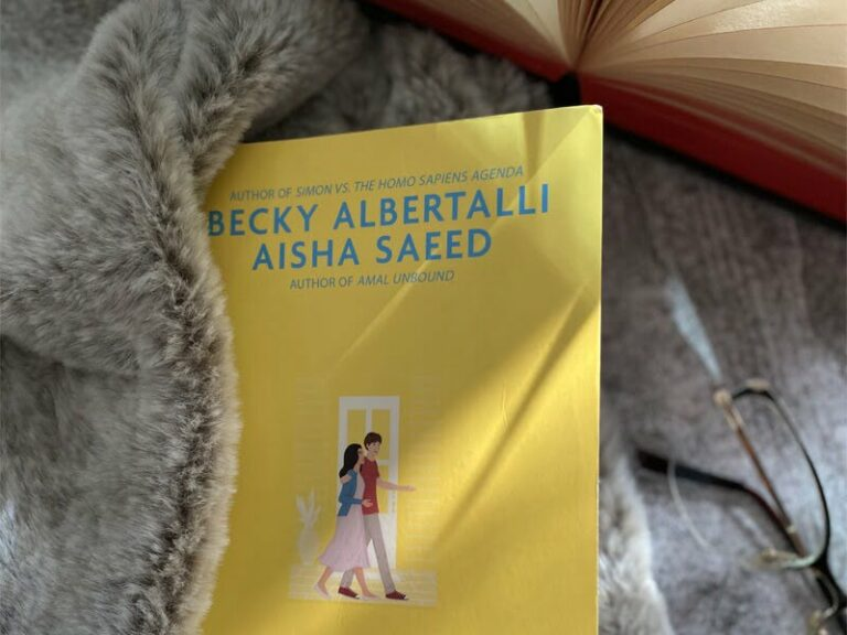 Book review of es No Maybe So by Becky Albertalli and Aisha Saeed