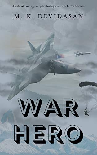 Amazon Link of War Hero by  Wing Commander M K Devidasan