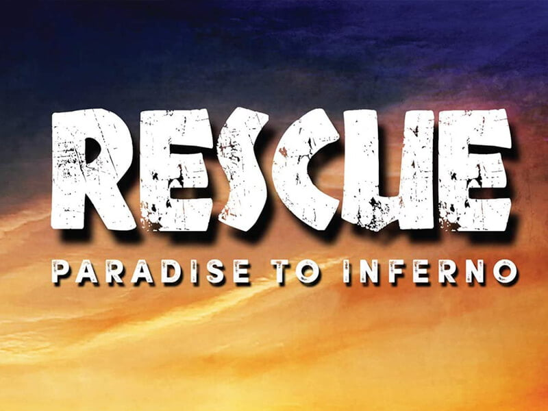 Book review of Rescue by Shreejit Nair