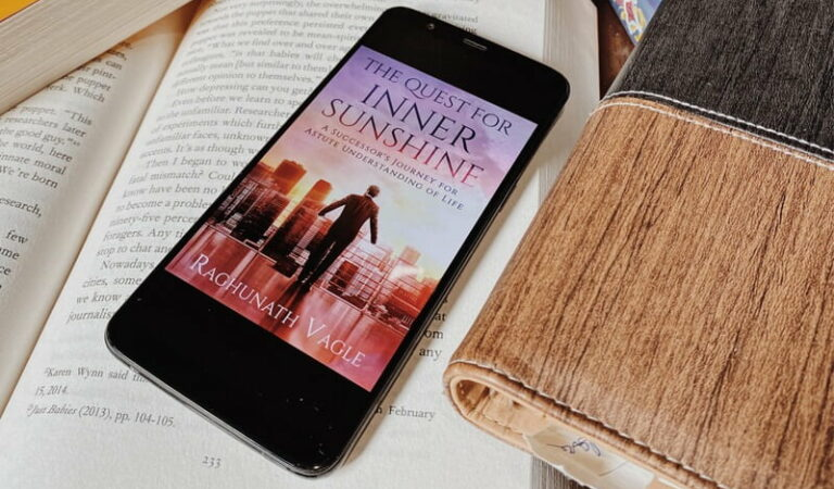 Book review of The Quest for Inner Sunshine by Ragunath Vagle