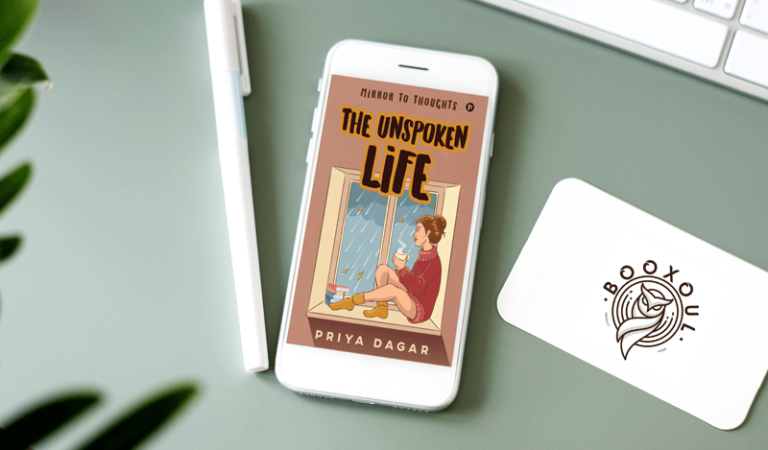 Book review of The Unspoken Life by Priya Dagar
