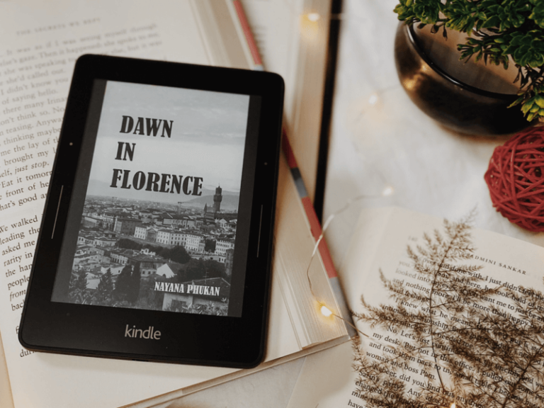 A light read for romantic at hearts - Dawn in Florence by Nayana Phukan - A book review