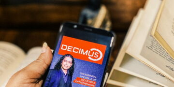 Book review of Decimus- Ten Essential Life Skills of Successful Entrepreneurs by Rakhi Kapoor