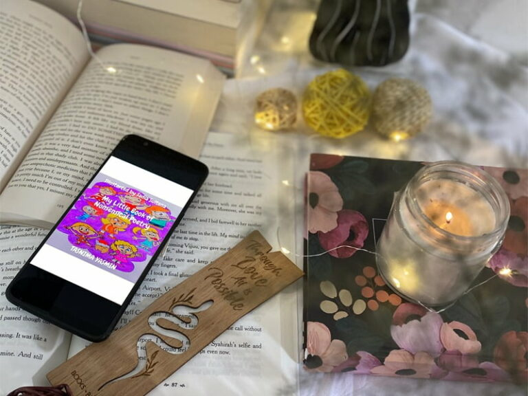 Book Review-My Little Book of Nonsensical Poetries by Tasnima Yasmin