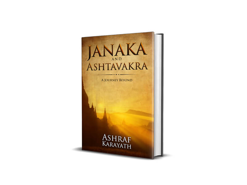 Book review Janaka and Ashtavakra by Ashraf Karayath