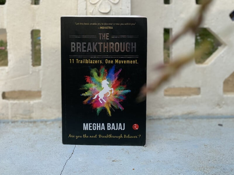 Book review of The Breakthrough by Megha Bajaj