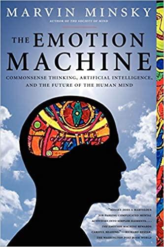 The Emotion Machine by Marvin Minsky