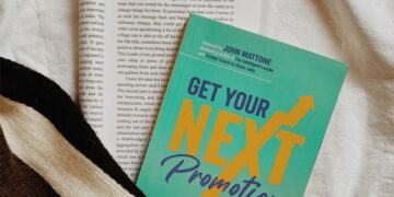 Book review of Get Your Next Promotion by Manbir Kaur