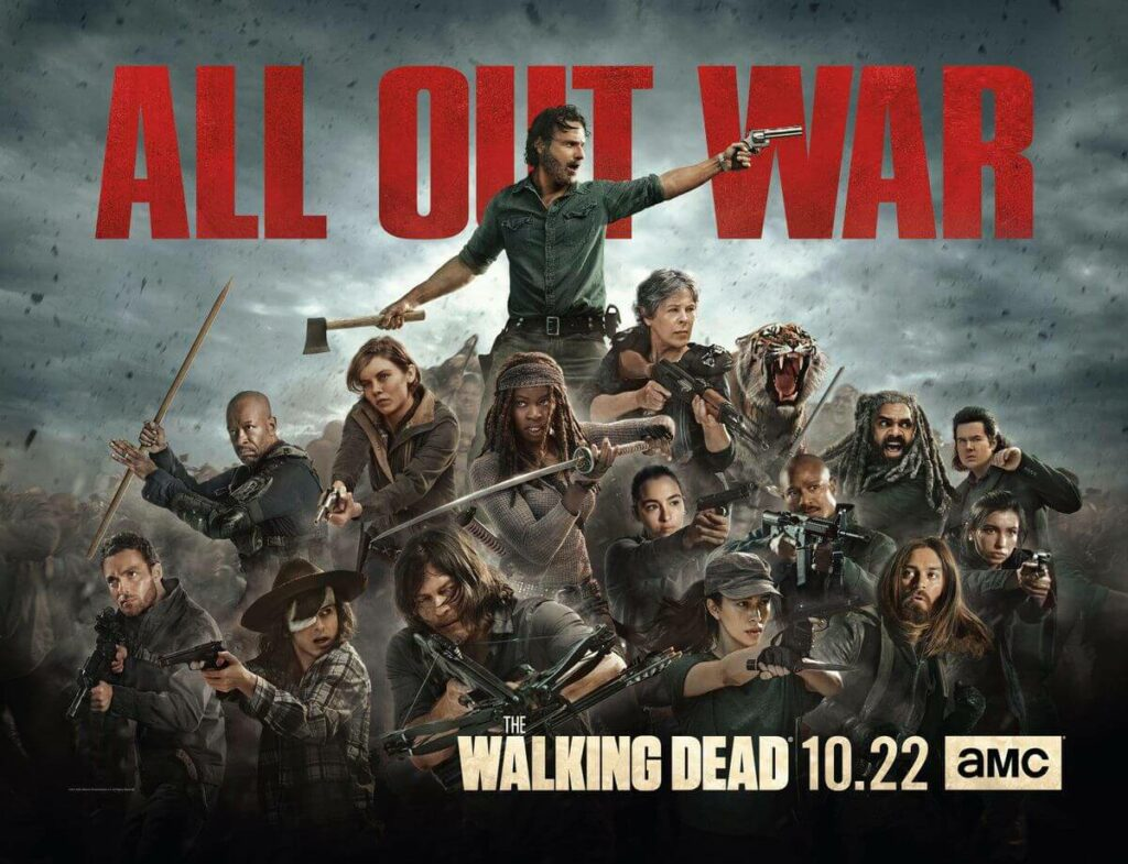 5 Apocalyptic Web-Series that make 2020 sound like a good-dream - The Walking Dead