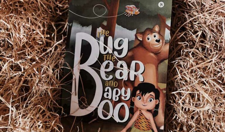 The Bug, the Bear and Baby Boo|Deepna Nagar|Book review