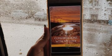Book review _ Conversations With My Love _ Rajiv Kapoor