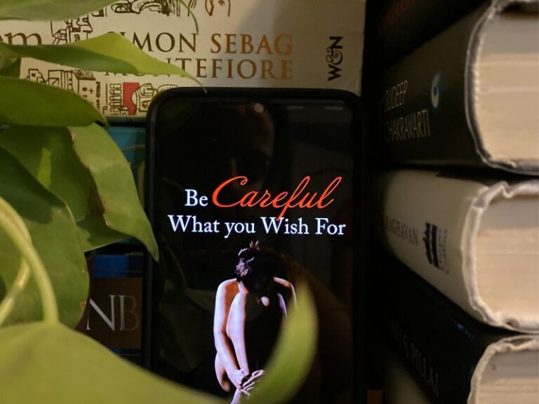 Book review of Be Careful What You Wish For by Laura Wellington