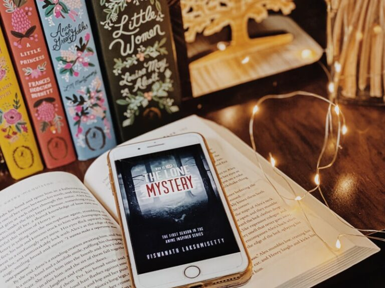 Book review of The Lone Mystery- Who is TUM_ by Viswanath Lakshmisetty
