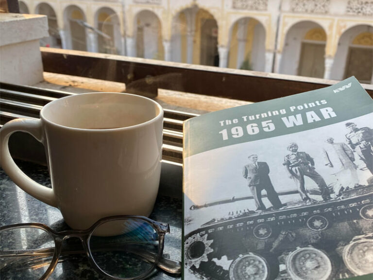 Book review of The Turning Points 1965 War by Sonnia Singh