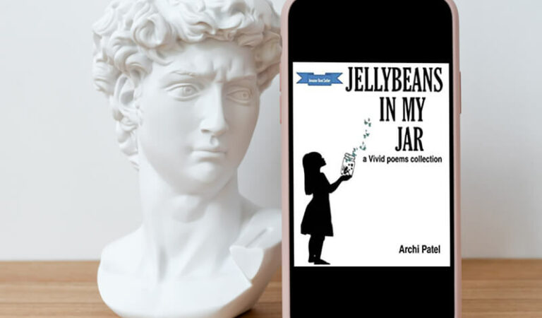 Book Review of Jelly Beans in my Jar by Archi Patel