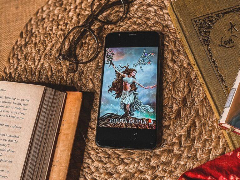 Book review of Love Alive by Rijuta Gupta