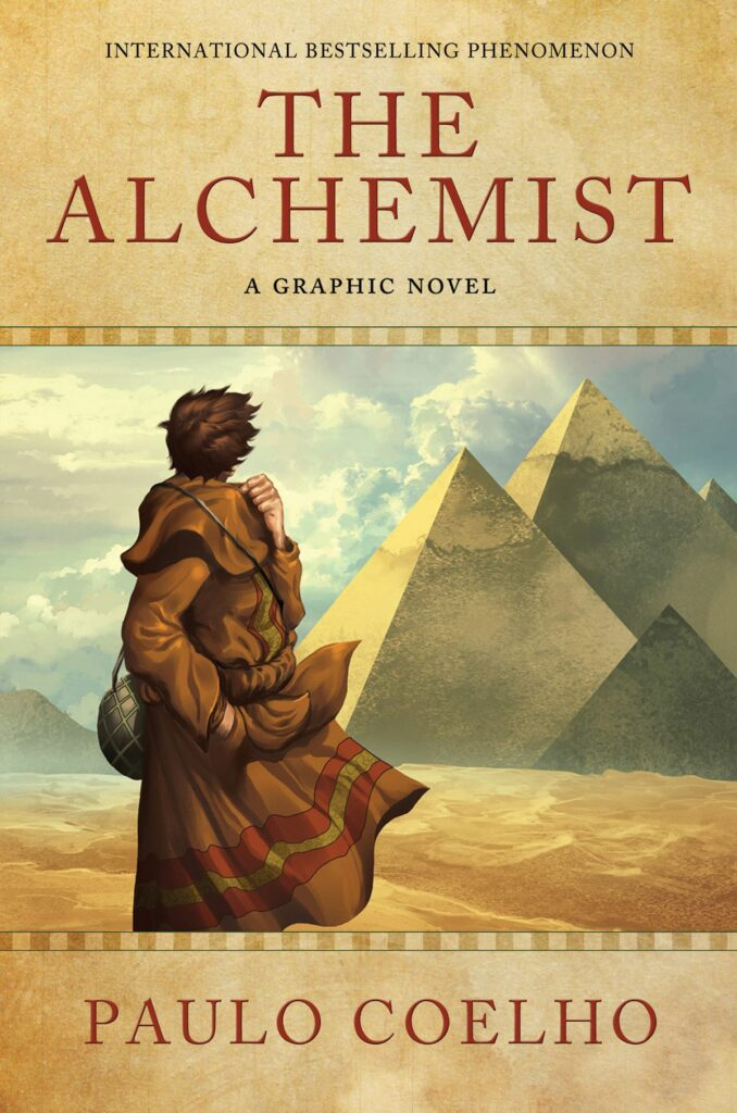 10 Travelogues You Must Read During Lockdown To Satisfy Your Wanderlust - The Alchemist by Paulo Coelho