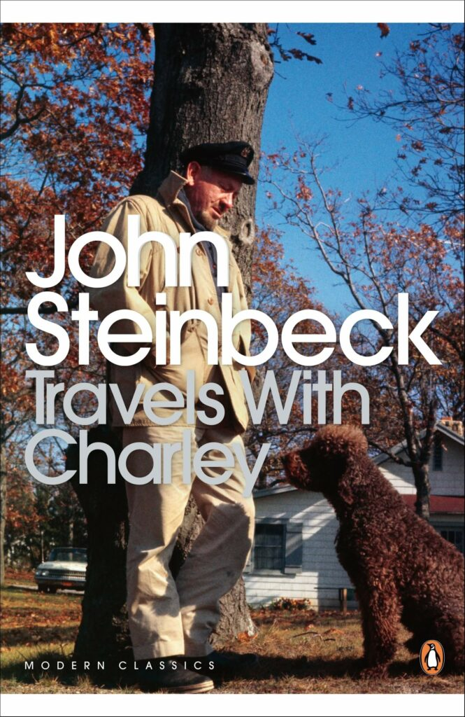 10 Travelogues You Must Read During Lockdown To Satisfy Your Wanderlust - Travels with Charley by John Steinbeck